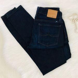 Lucky Brand Brooke Skinny Ankle Jeans Sz 24